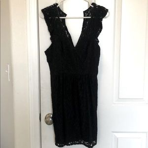 BCBG NWT Black Dress